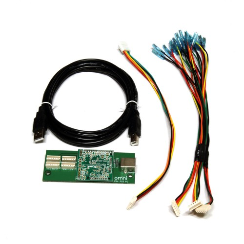 Omni Replacement PCB Kit [PS4 / PS3 / PC]