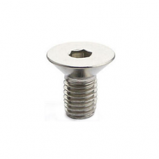 M3x6 Stainless Hex Bolt
