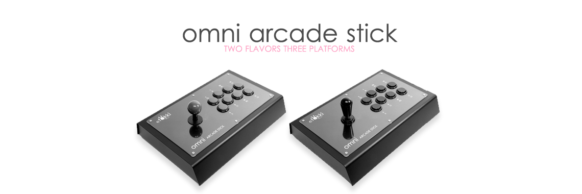 Omni Arcade Stick