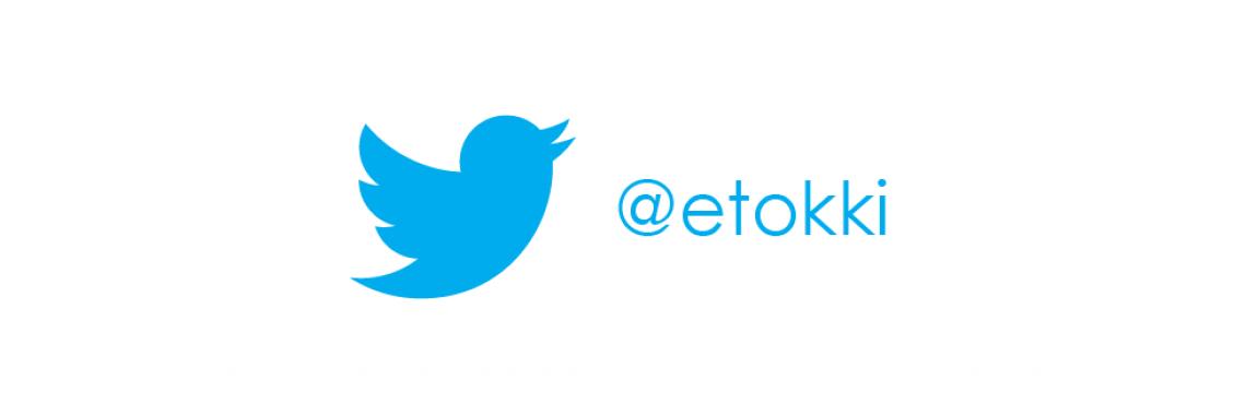 eTokki Twitter