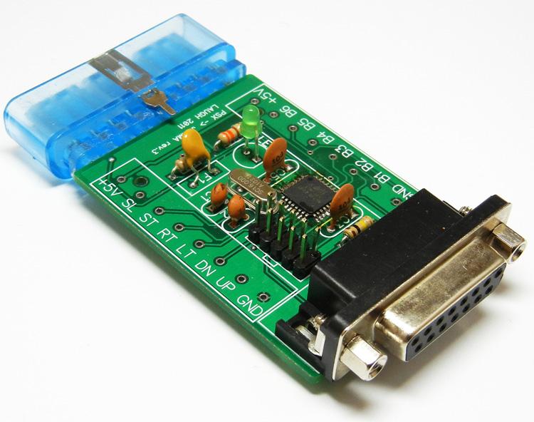 Stick pour MVF1 PSX2JAMMA_r3a